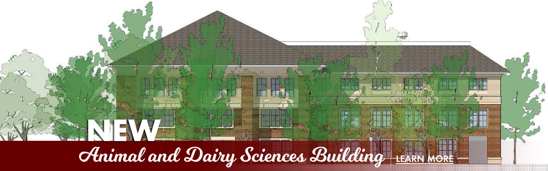 Animal and Dairy Sciences New Building
